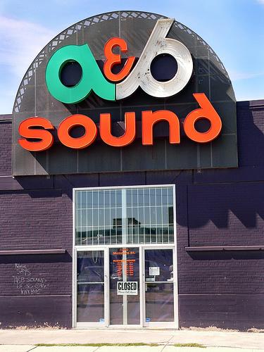 A&B Sound Signage