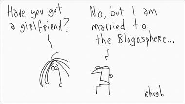 Hugh MacLeod - Got a Girlfriend?