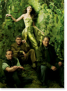 Vanity Fair Green Issue